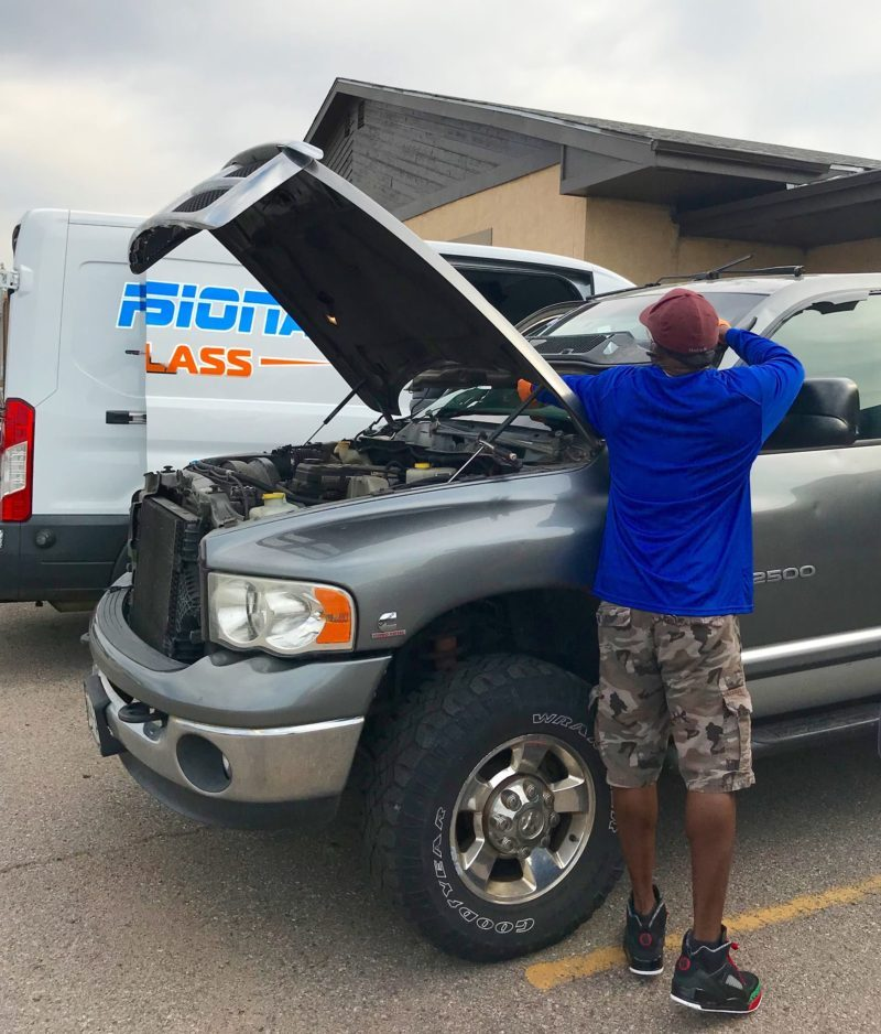 Denver Auto Glass Repair Services